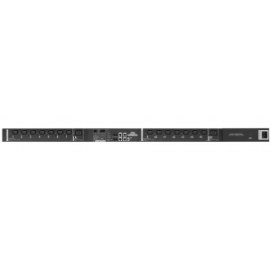 Multipresa Rack PDU 14 C13+2 C19 con Misurazione Presa 10/16A, P