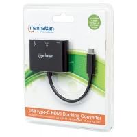 Convertitore USB-C™ a HDMI, USB-A, USB-C™