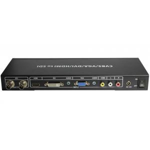 Convertitore Scaler da HDMI, DVI, VGA, Video Composito a SDI