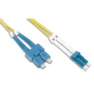 Cavo fibra ottica SC/LC 9/125 Monomodale 30 m OS2