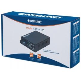 Media Converter Gigabit Ethernet Monomodale