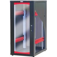 Armadio Server Rack 19   800x1000 47 Unita  Nero serie IdealNET