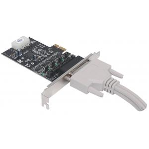 Scheda Seriale PCI Express Card 4 Porte DB9