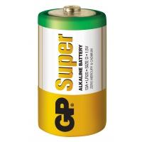 Blister 2 Batterie Torcia D GP Super