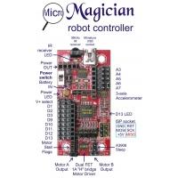DAGU - Micromagician Robot Controller