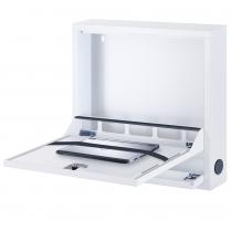 Box di Sicurezza per Notebook e Accessori per LIM Basic Bianco R
