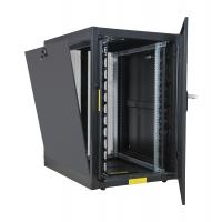 Armadio NetRack 19   600x1000 24 Unità Ventilato Nero da