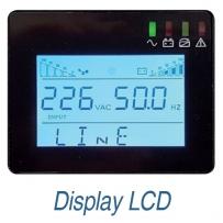 Gruppo di Continuità UPS 3000VA 2400W Line Interactive On
