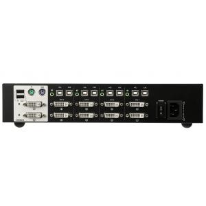 Switch KVM Schermo Doppio USB DVI 4 porte, CS1144D