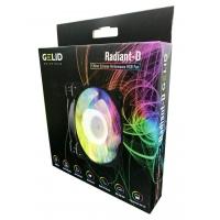 Dissipatore CPU RGB LED Radiant-D Alte Prestazioni per AMD e Int