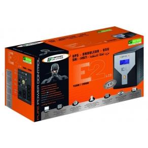 Gruppo di Continuità UPS E2 1500VA LCD Line Interactive O