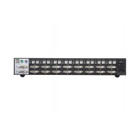 Switch KVM Schermo Doppio USB DVI 8 porte, CS1148D