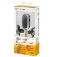 Auricolari Audio Stereo Bluetooth con Vivavoce e Cavo Luminoso,