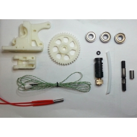 Complete J Head extruder set (3MM)