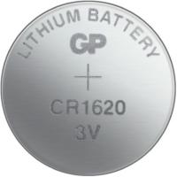 Blister 5 Batterie a Bottone Litio CR1620