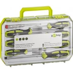 Kit Mini Valigetta 8 Cacciaviti di Precisione