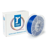 REAL PLA - Blue - spool of 1Kg - 1.75mm