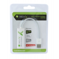 Convertitore da USB2.0 a Fast Ethernet 10/100 Mbps