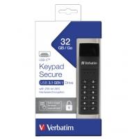 Tastierino d'accesso Secure Unità USB-C 32GB