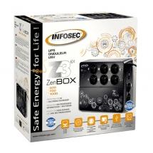 Gruppo di Continuità UPS Z3 Zen Box EX 500VA Nero