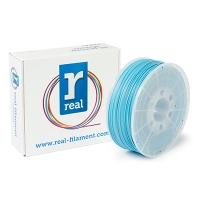 REAL ABS - Light Blue - spool of 1Kg - 1.75mm