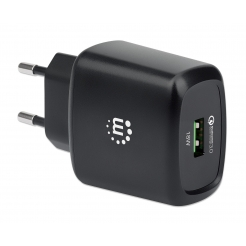 Caricatore USB da Muro QC3.0 18W Quick Charge™ Nero