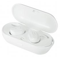 Auricolari Bluetooth v4.2 con Custodia di Ricarica Bianco