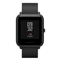 """SMARTWATCH 1,28"""" TOUCH ANDROID/IOS XIAOMI AMAZFIT BIP BLACK BLUE"""