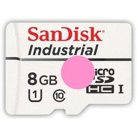 8GB Industrial MicroSD UHS-1 C0/C1 Linux