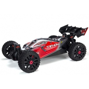 TYPHON 3S BLX 4x4 Brushless Buggy RTR 1/8, Black