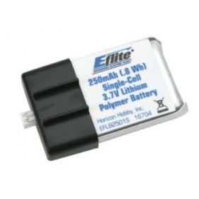 Batteria 250mah 20C per E-flite MCX Tandem e Ultra Micro Mosquit