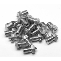 E3D v6 - Stainless steel nozzle - 3mm x 0.40mm