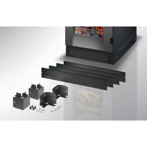 Zoccolo 800 x 1200 mm per Armadi Server Rack Nero