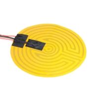 Kapton heater mat round 16cm diameter