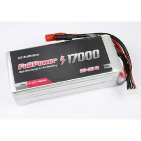 Batteria Lipo 6S 17000mAh 35C Silver V2 - AS150