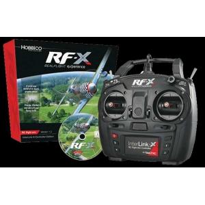 RealFlight RF-X Simulator INTERLINK-X Controller Mode2