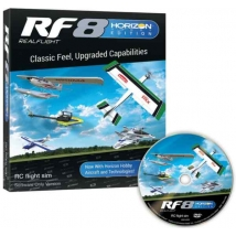 RF 8 Software only Horizon Hobby Edition