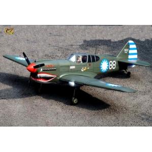 Curtiss P-40 / 1570 mm