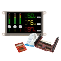 5.0 (inches) Gen4 Display with Diablo16 for Arduino