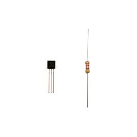DS18B20 Temperature Sensor/ 1-Wire Digital Thermometer