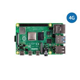 Raspberry Pi 4 Computer Model B 4GB (Telec Version)