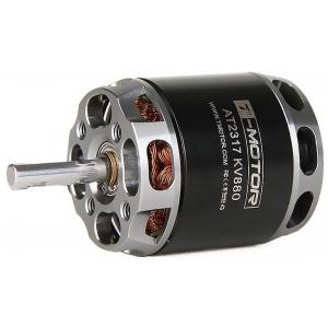 Motore elettrico brushless AT2317 880 Kv