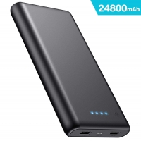 iPosible Power Bank 24800mAh