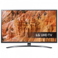 TV LED 50 4K ULTRA HD WI-FI SMART TV BLACK EUROPA