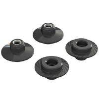 Flanged Lock Nut 5x8mm (4) ARAC9698
