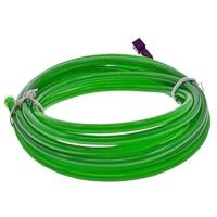 Cavo elettroluminescente Verde - 5 metri / 2,3 mm