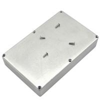 Contenitore in alluminio - 188x120x37 mm