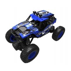 Mini Remote Control Toy Car (Blue)