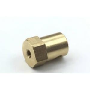 5mm Brass Hex Mounting Hub-Hexagonal-12*12*18mm