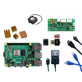 Raspberry Pi 4B - Media Centre Kit - 4GB